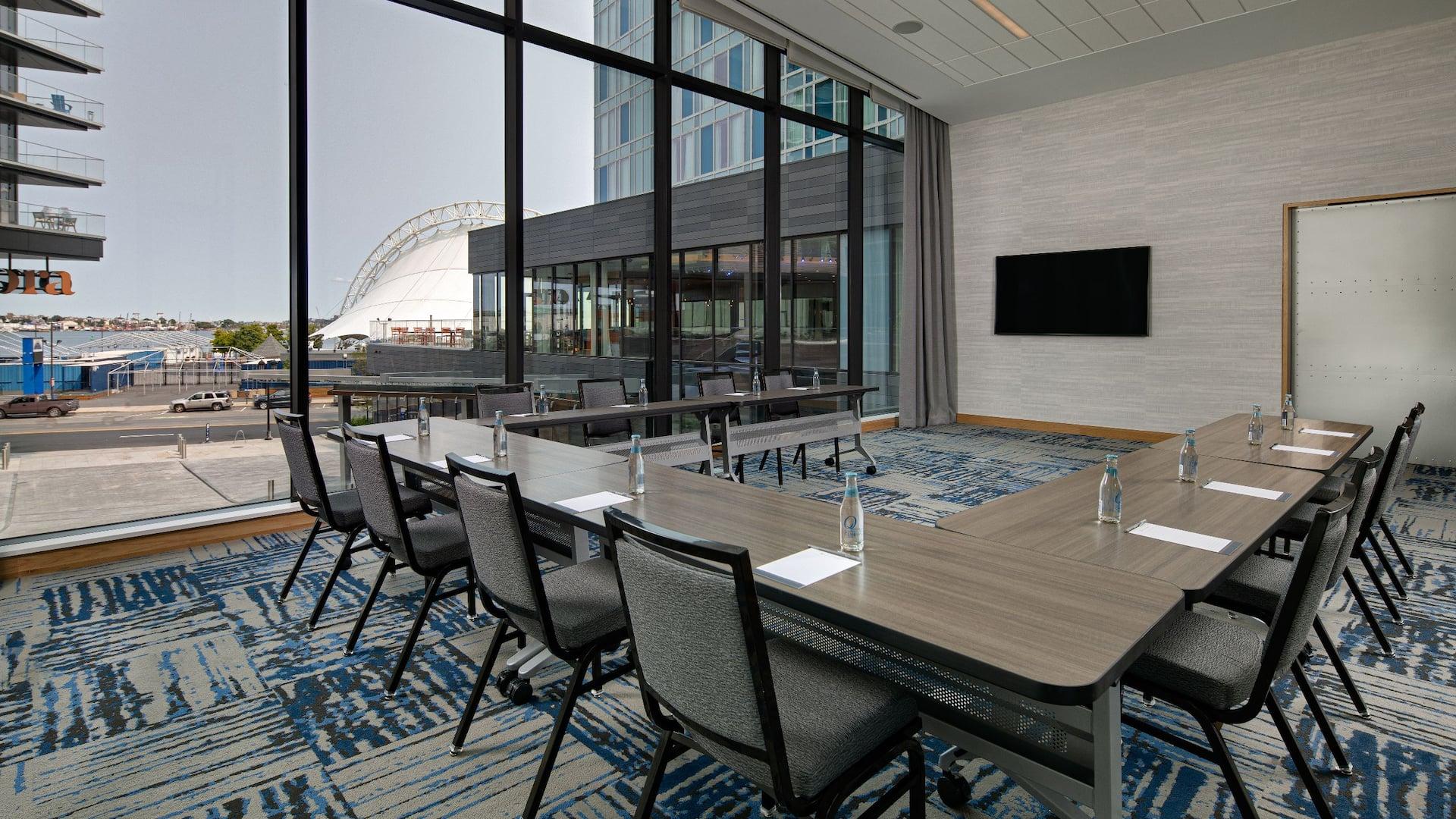 Hyatt Place Boston / Seaport District Meeting Room