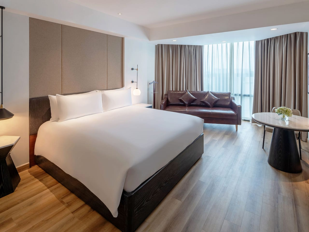 One King Bed at Hyatt Regency West Hanoi
