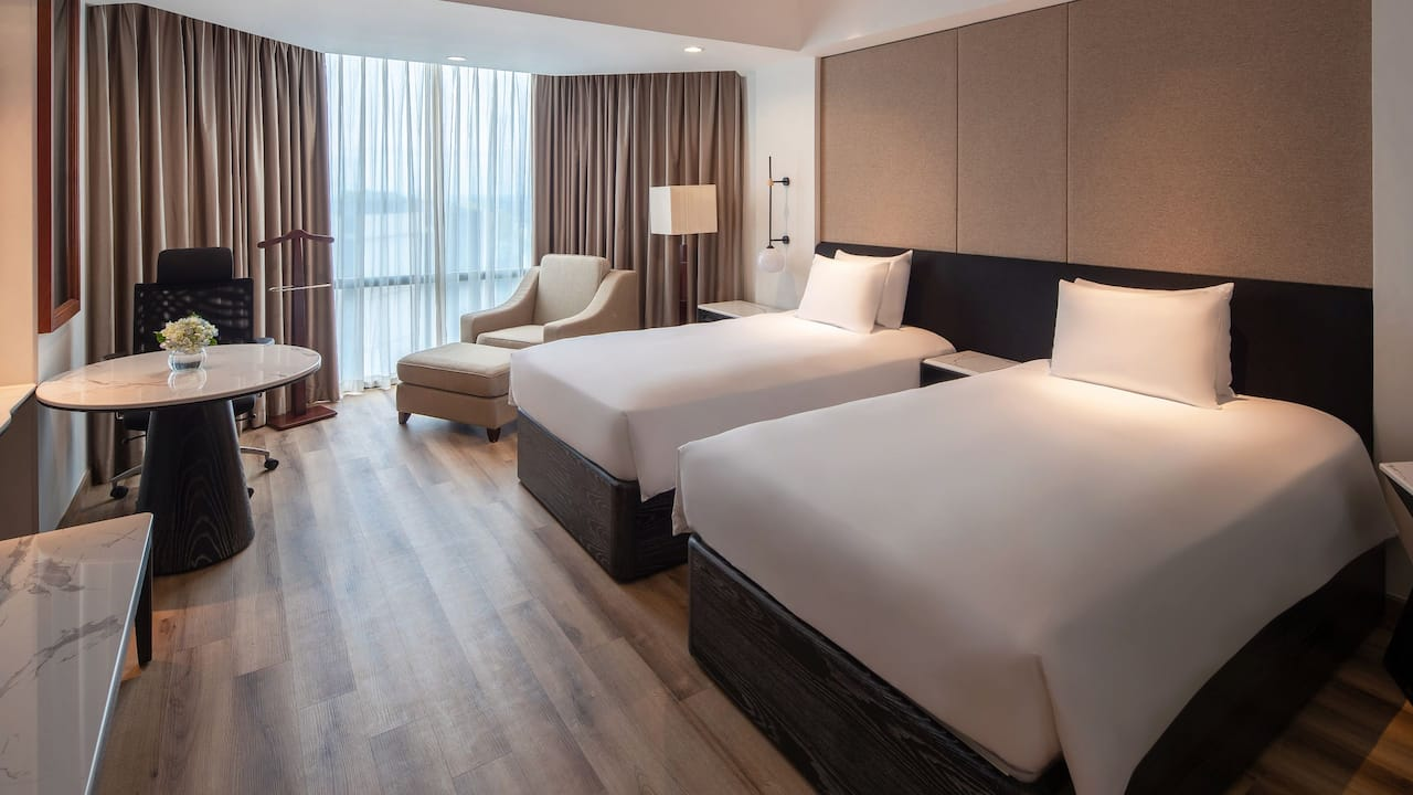 2 Twin Bed Deluxe at Hyatt Regency West Hanoi