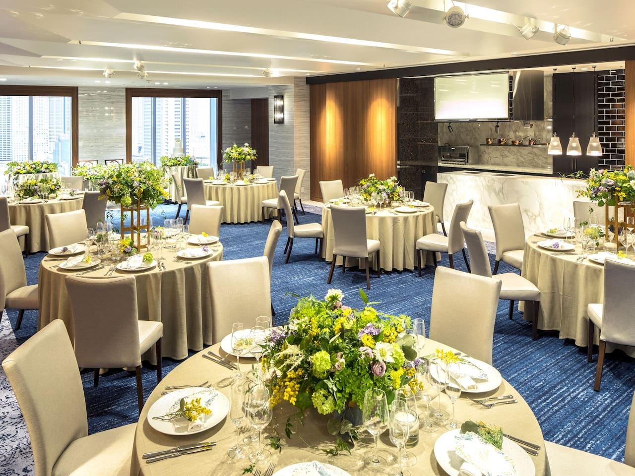 Hyatt Regency Yokohama | Sky Banquet