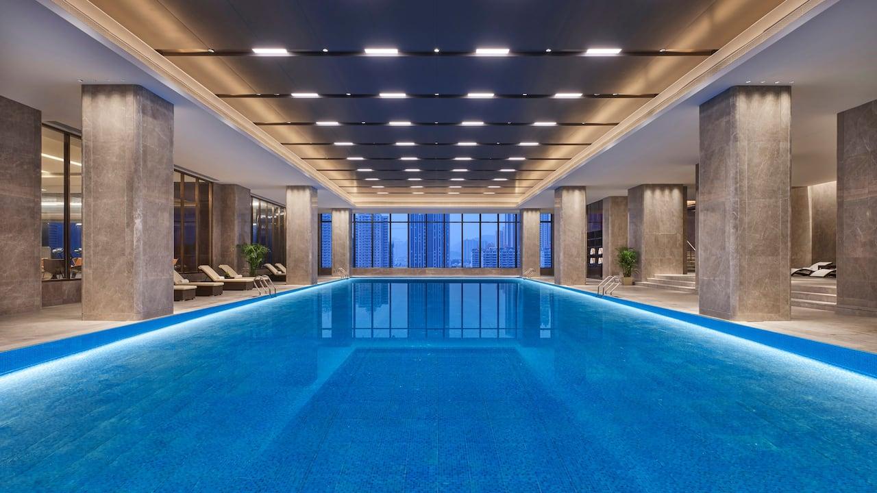 Hyatt Regency Lanzhou Swimming Pool