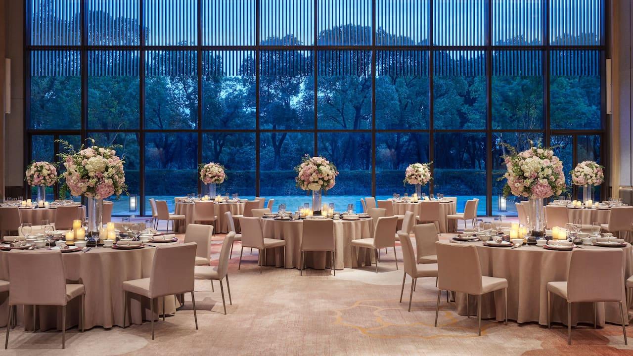Park Hyatt Suzhou_Ballroom_Wedding_Rounds