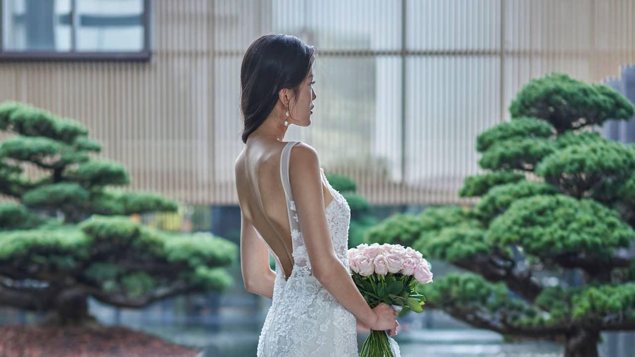 Park Hyatt Suzhou_Wedding Bride