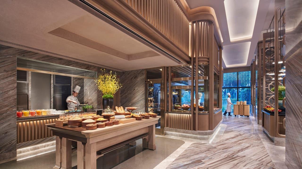 Xi Zhou Hall_Breakfast
