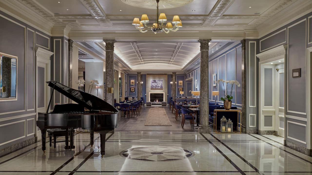 Hyatt Regency London - The Churchill The Lobby