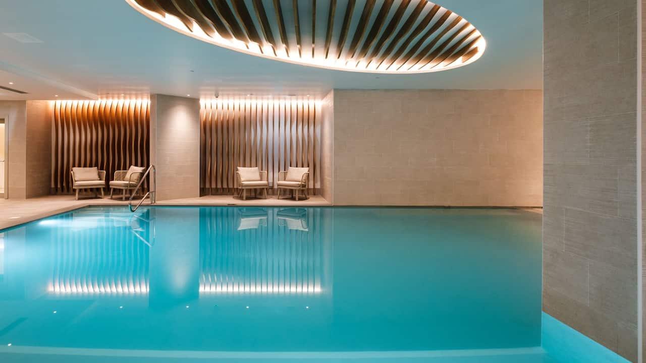 Hyatt Regency Malta Indoor Pool