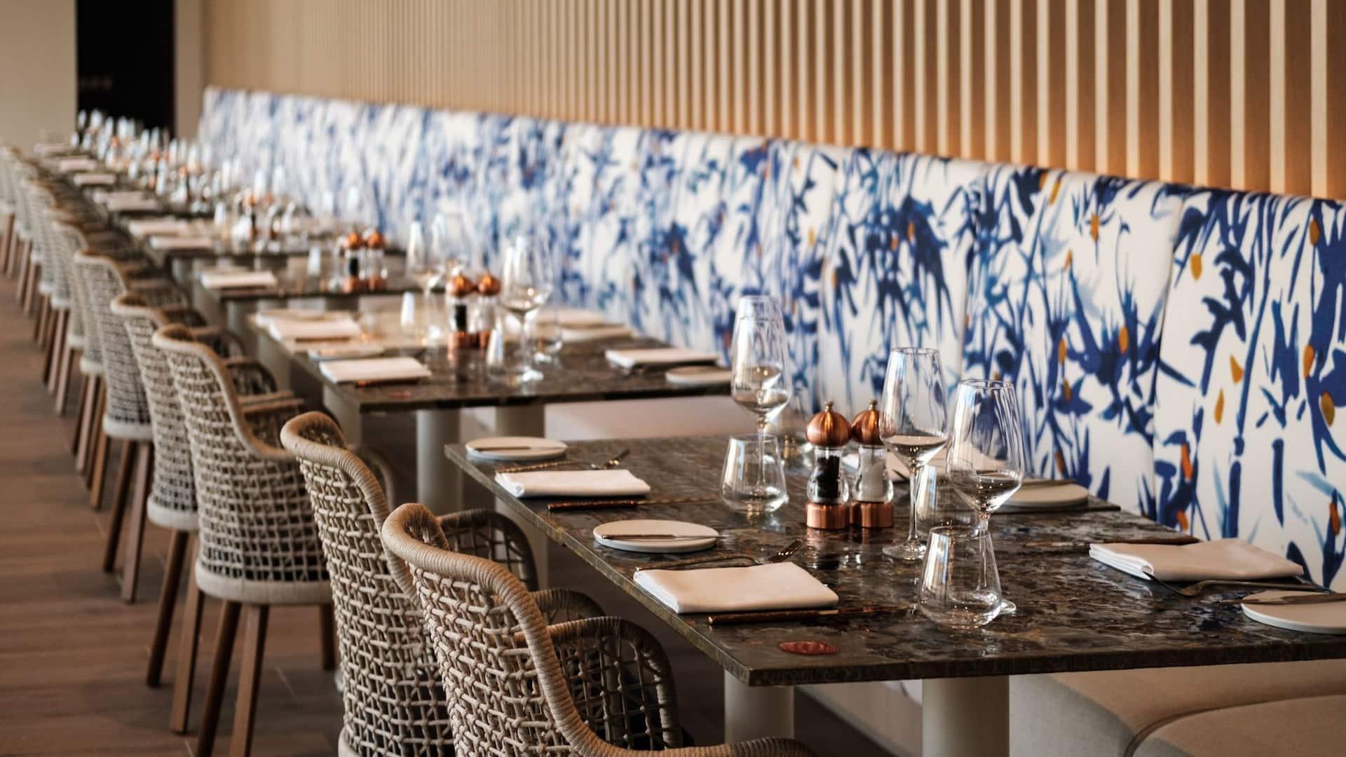 Hyatt Regency Malta Restaurant Seating