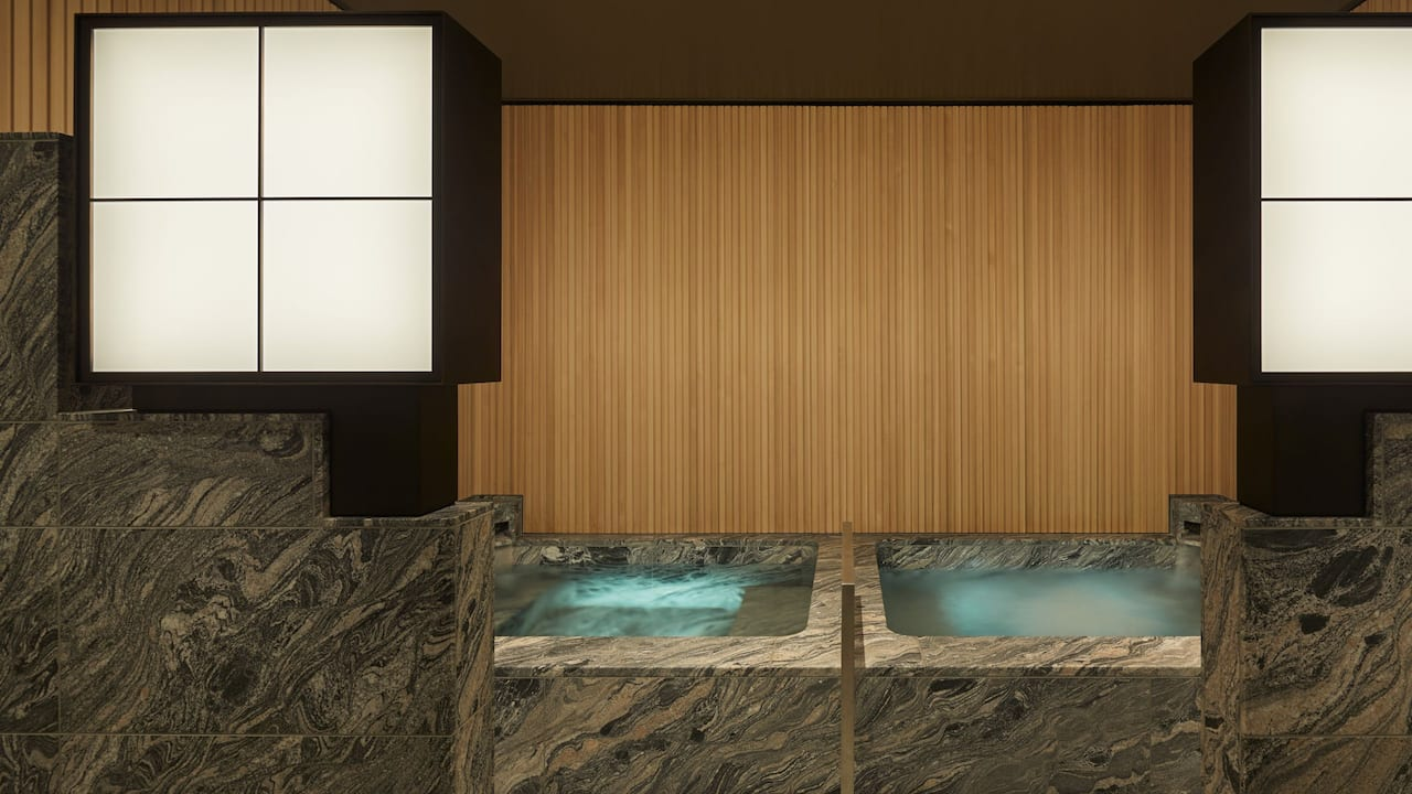 Park Hyatt Kyoto | Spa Treatment Room