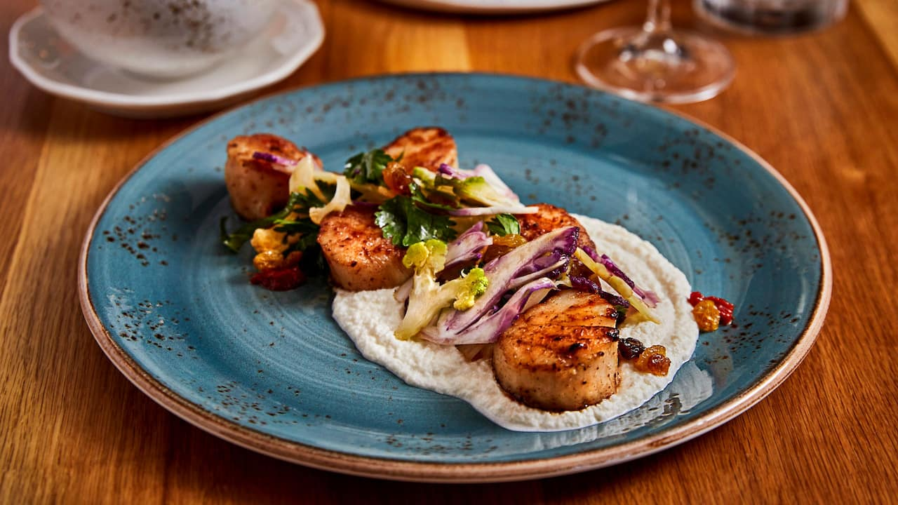 Fresh, Local Ingredients at The Confidante