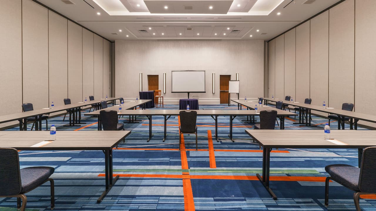 Hyatt Regency Grand Cypress Meeting Room Theater Setup