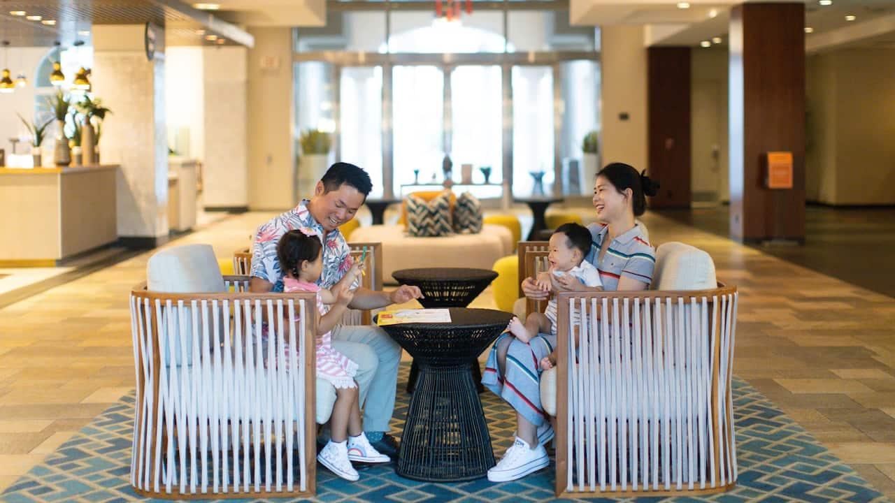 Lobby Family
