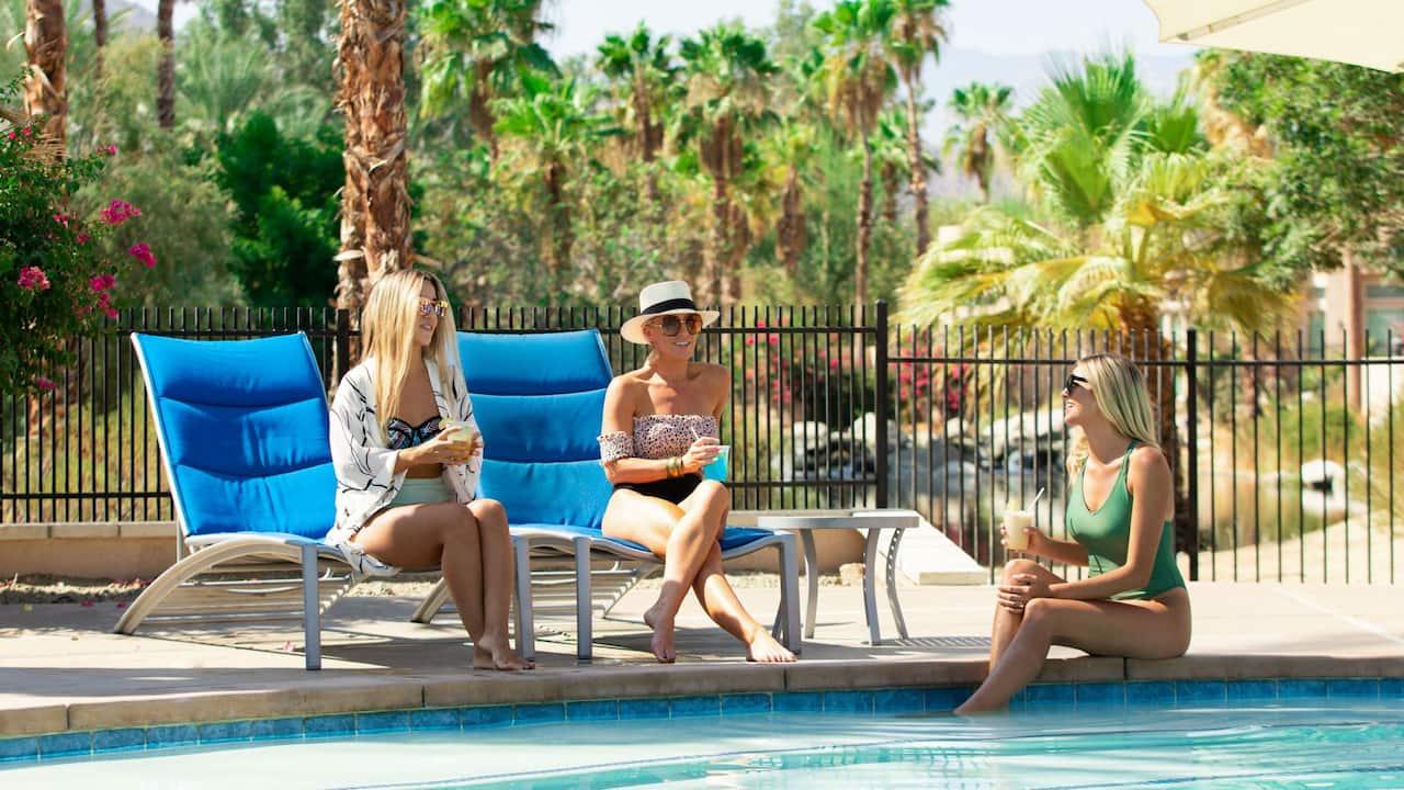 Oasis Adult Pool