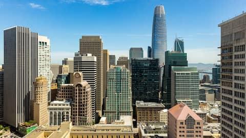 PARK CENTRAL SAN FRANCISCO