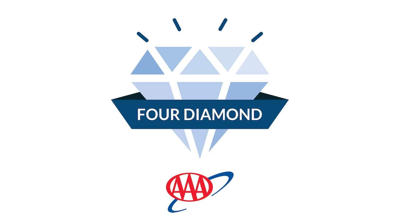 four diamond award