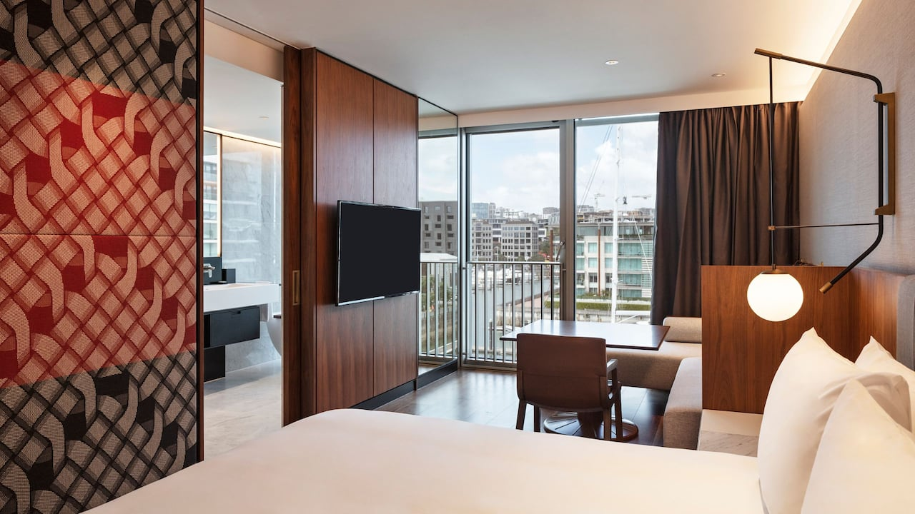 Park Hyatt Auckland King Room