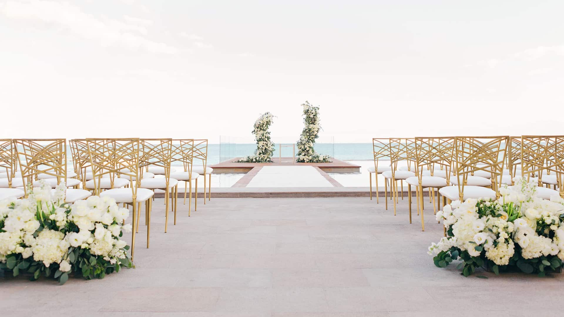 CUNPC_P579 Wedding Ceremony Set