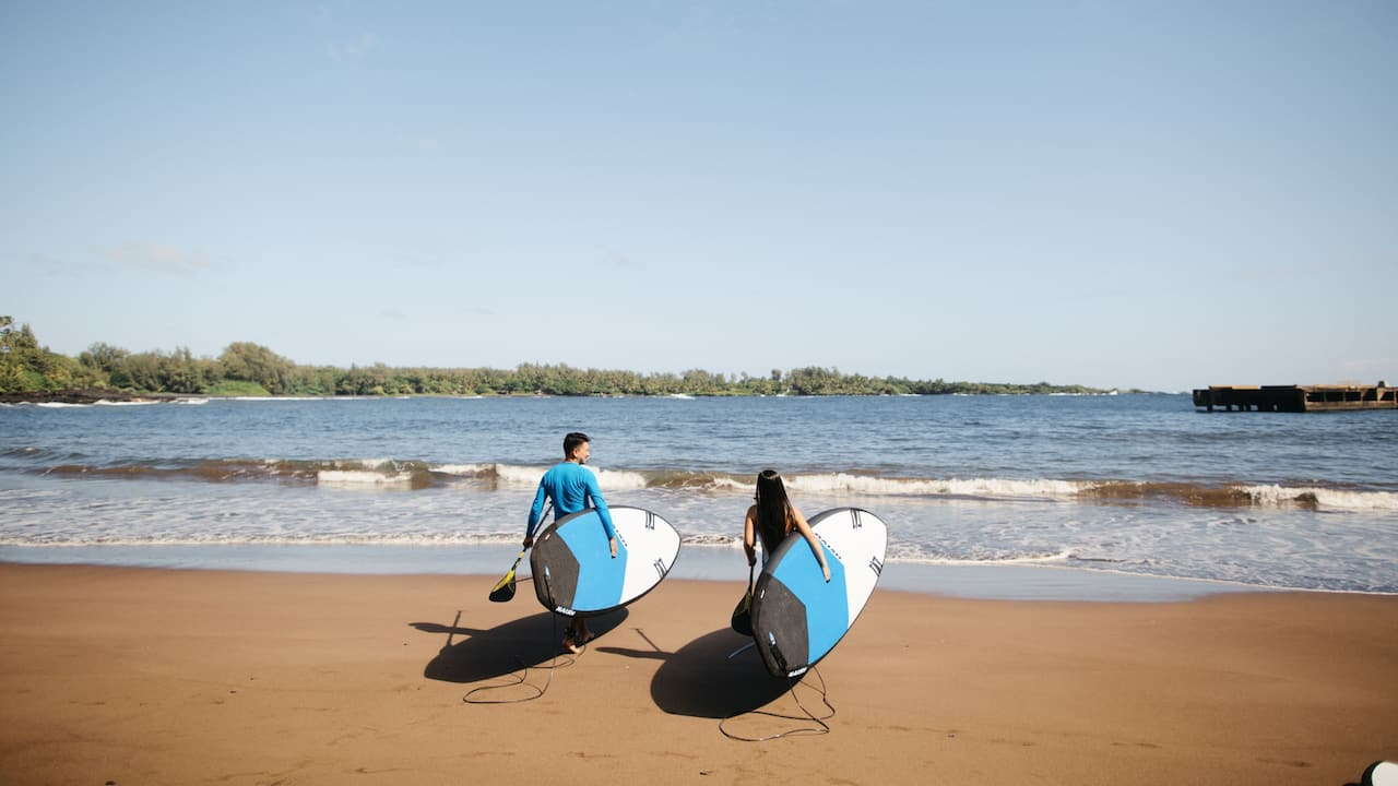 Beach in Hana, Maui