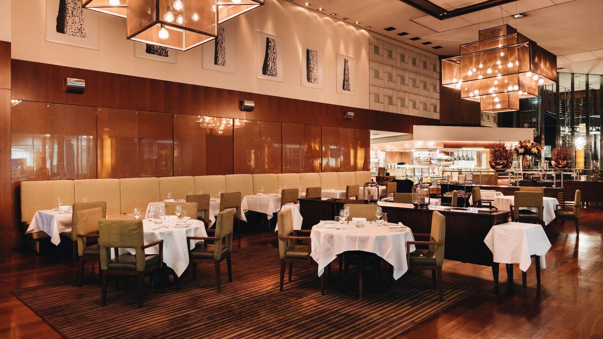 parkhuus Restaurant im Park Hyatt Zürich