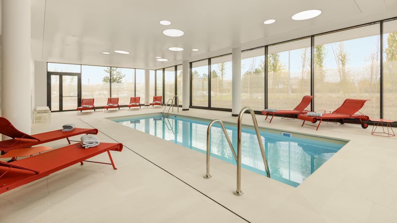 Hyatt Place Paris Charles de Gaulle Airport Indoor Pool