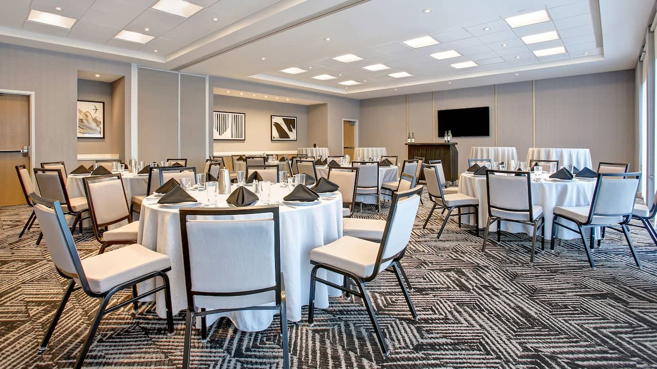 Shocker Ballroom Banquet Seating