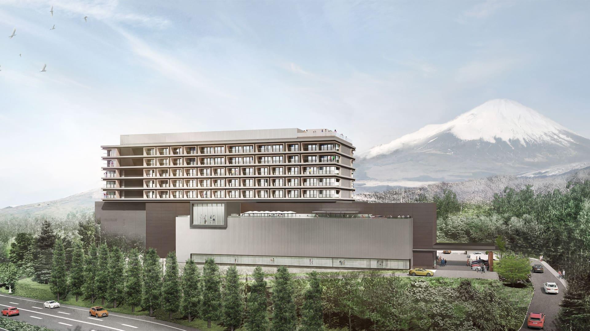 富士スピードウェイホテル
