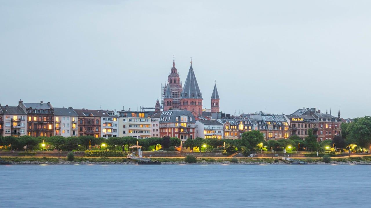 Mainzer Dom Hyatt Regency Mainz