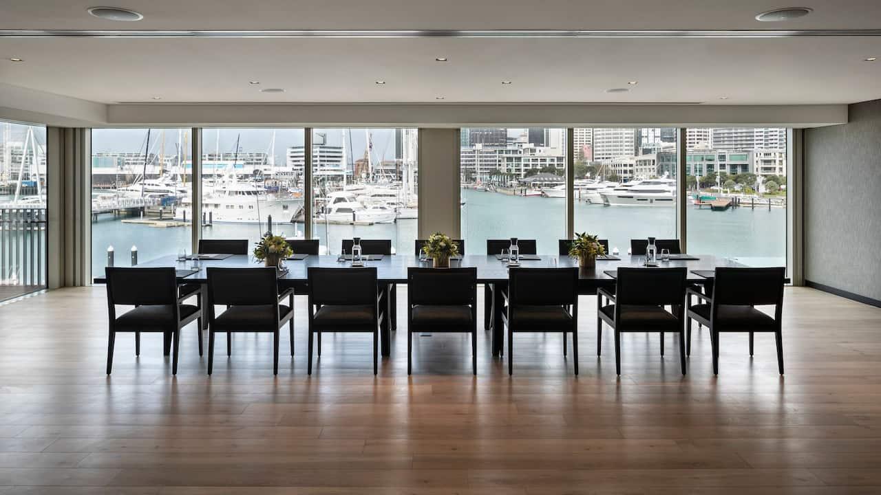 Park Hyatt Auckland Boardroom Event Space