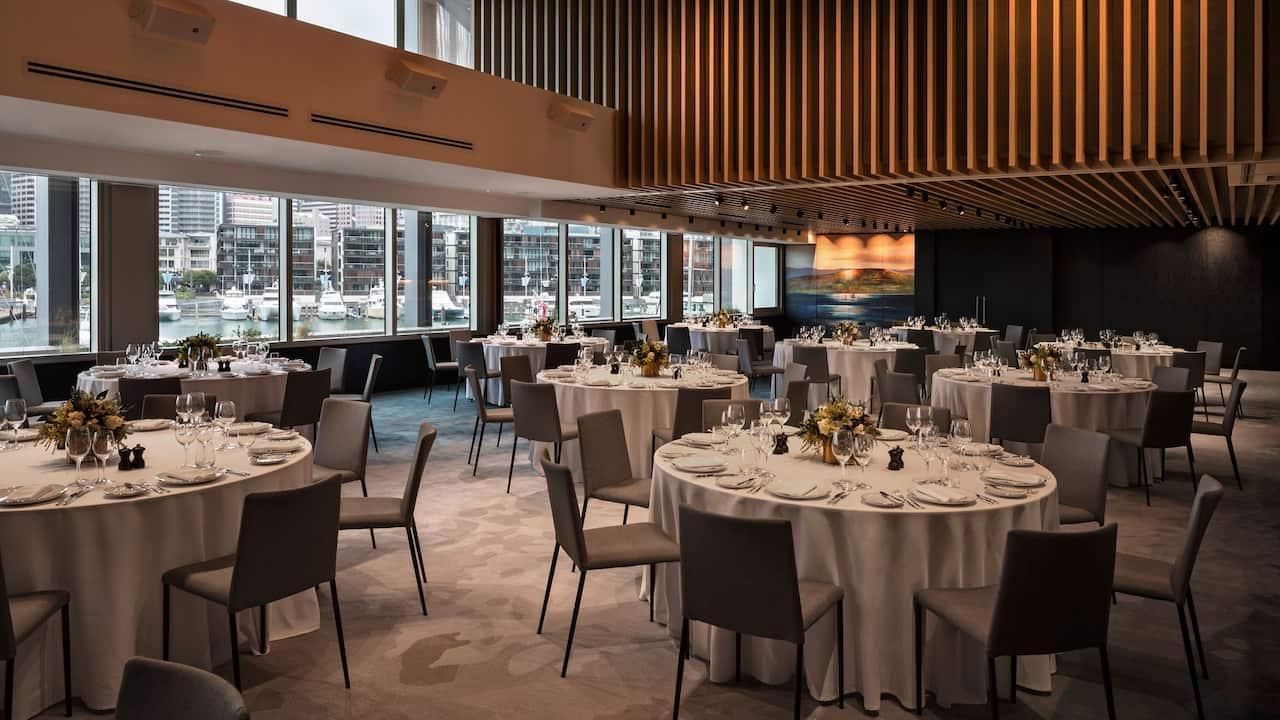 Park Hyatt Auckland Harbour Room Event Space
