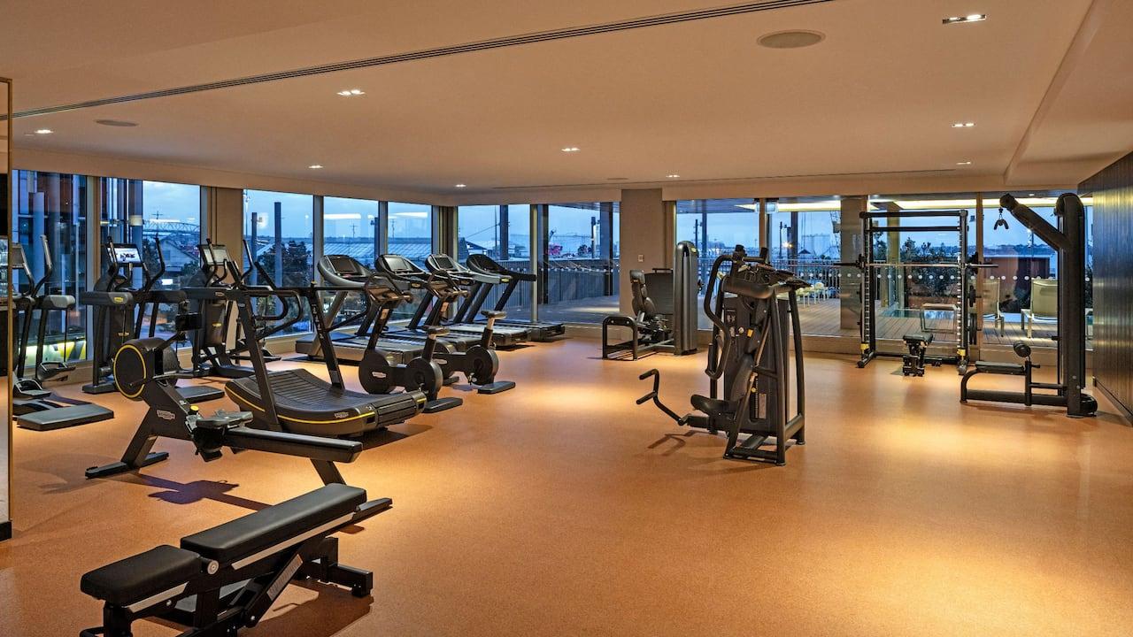 Park Hyatt Auckland Fitness Center