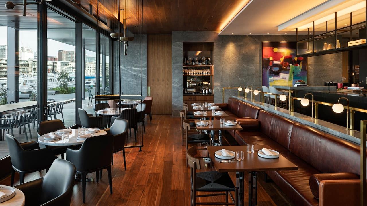 Park Hyatt Auckland Onemata Restaurant