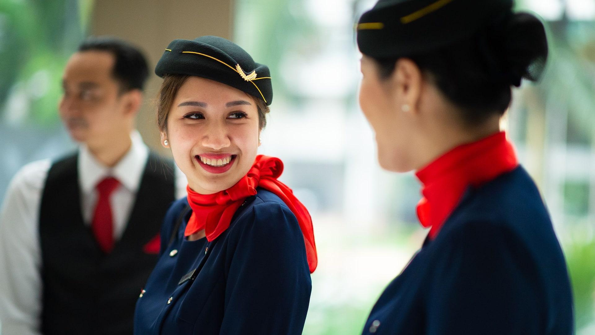 GRAND HYATT KUALA LUMPUR - FLIGHT ATTENDANTS