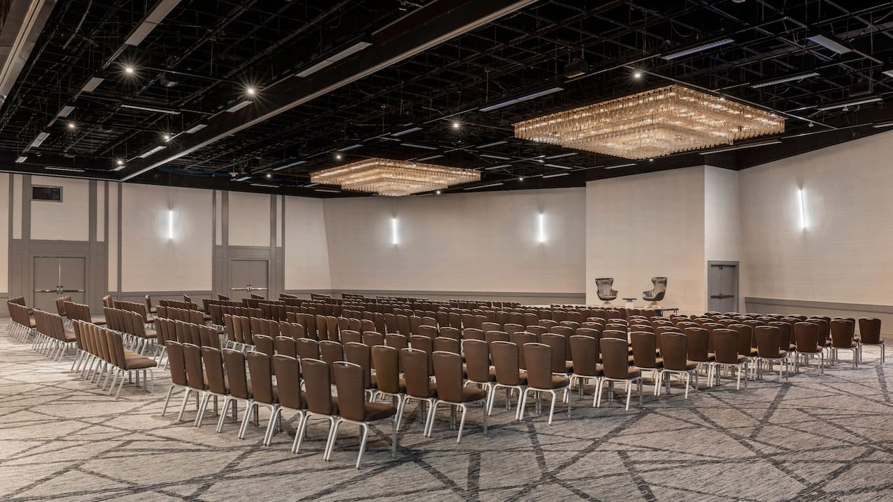 Meeting venue in downtown Houston