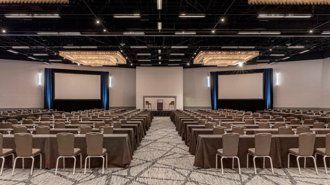 Imperial West Ballroom Classroom