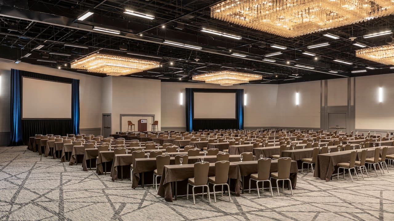 Conference venue in downtown Houston