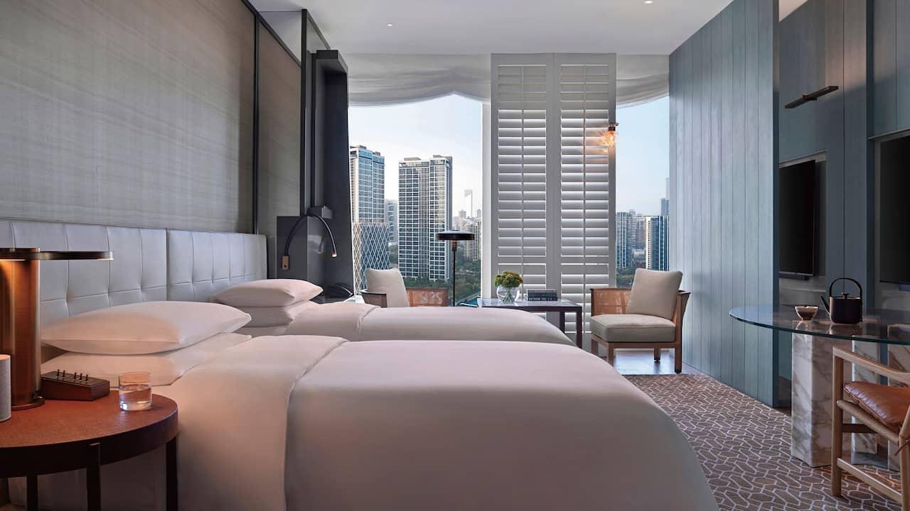 Andaz Shenzhen Bay | 2 Twin Room