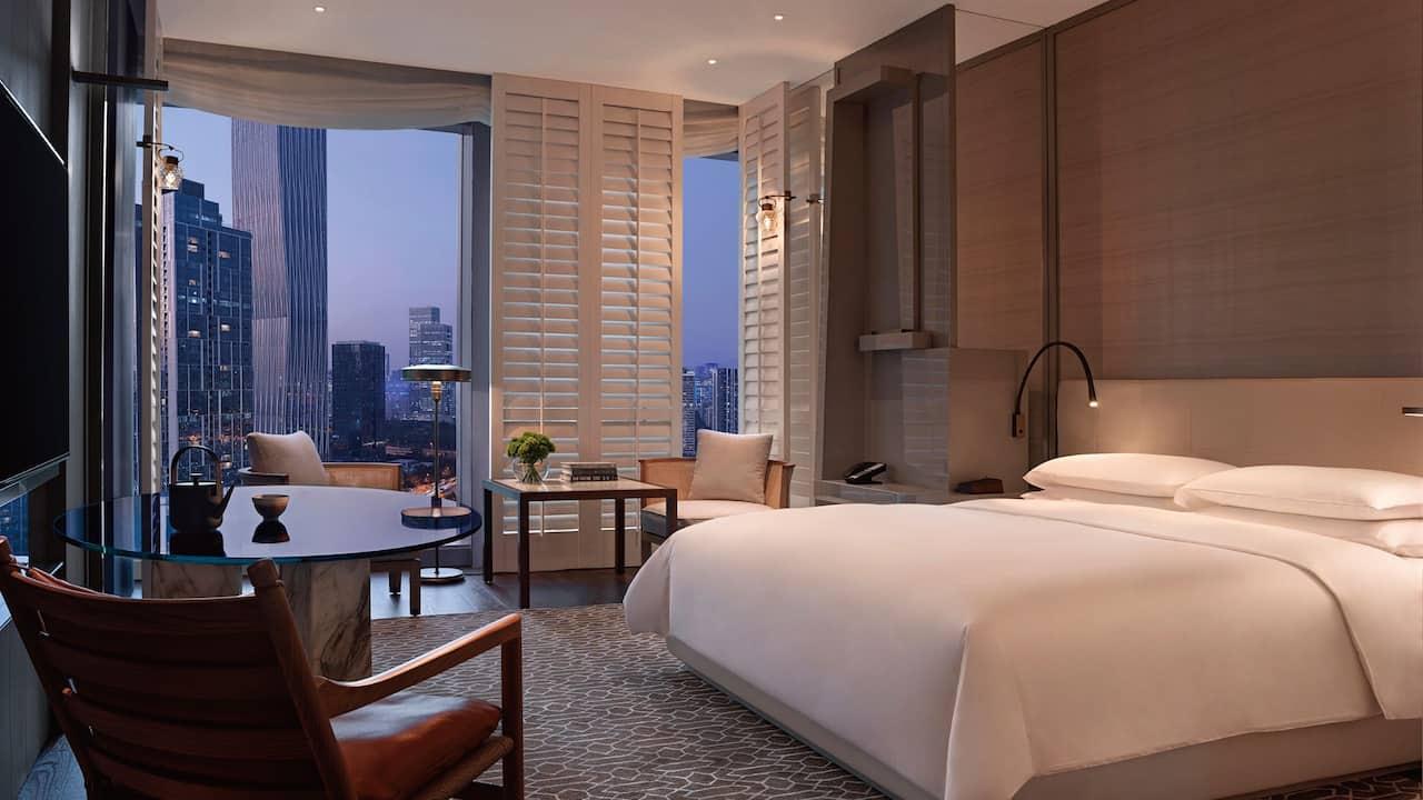 Andaz Shenzhen Bay | 1 King Bed