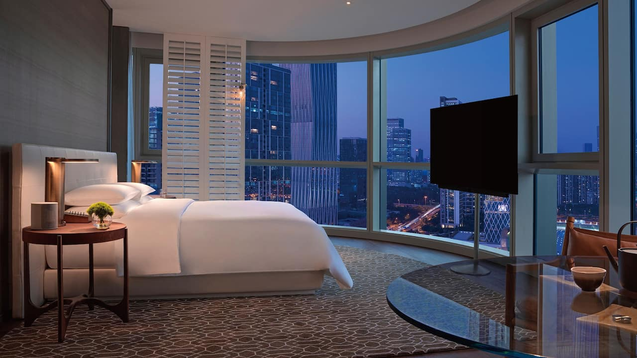 Andaz Shenzhen Bay | 1 King Deluxe