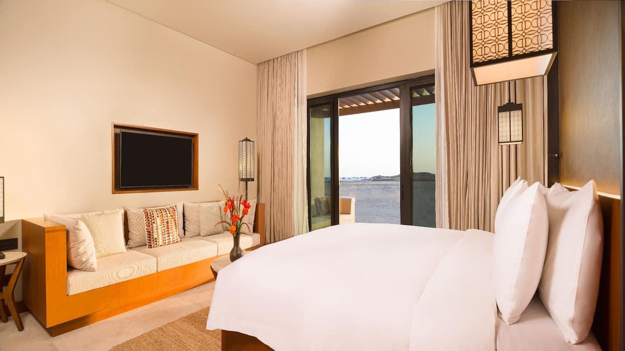 Terrace King Room