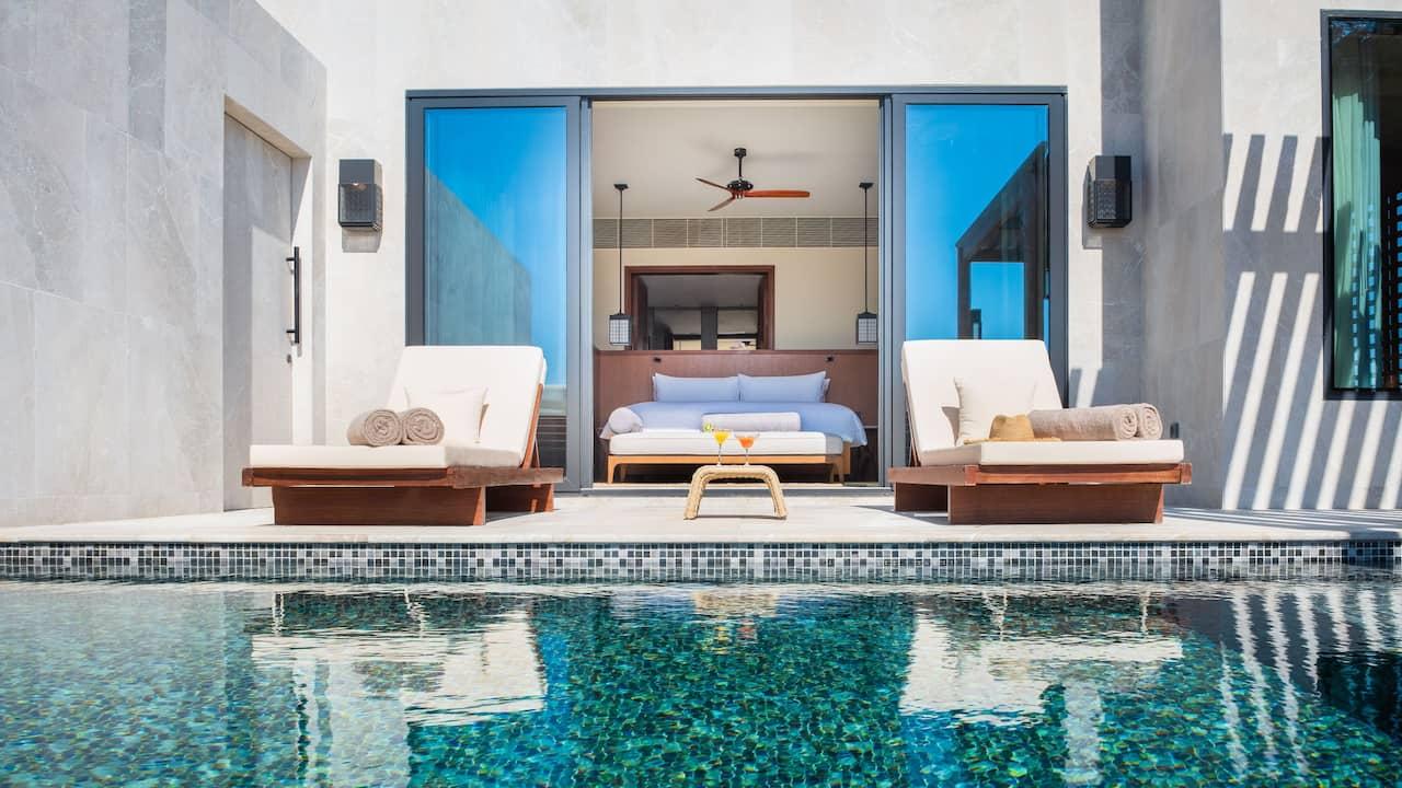 2 Twin Pool Villa