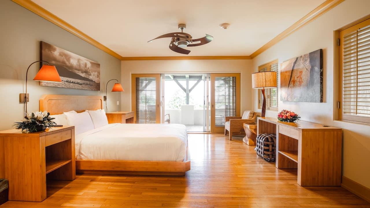 Studio hotel room in Hana, Maui
