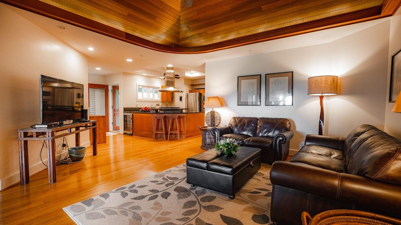 One Bedroom Waikaloa Family Hotel Residence in Hana,Maui