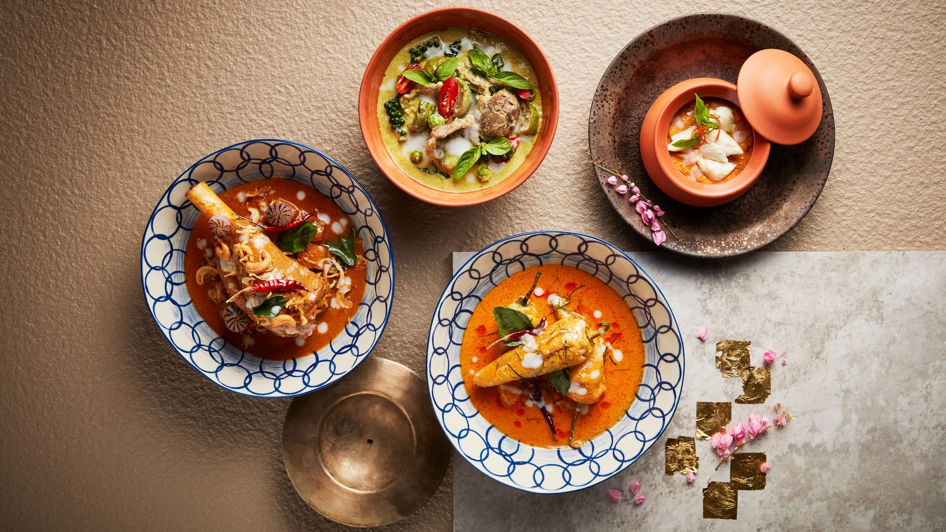 Makret Cafe by Khao - a Michelin-Starred Dining Experience in partnership with Khao