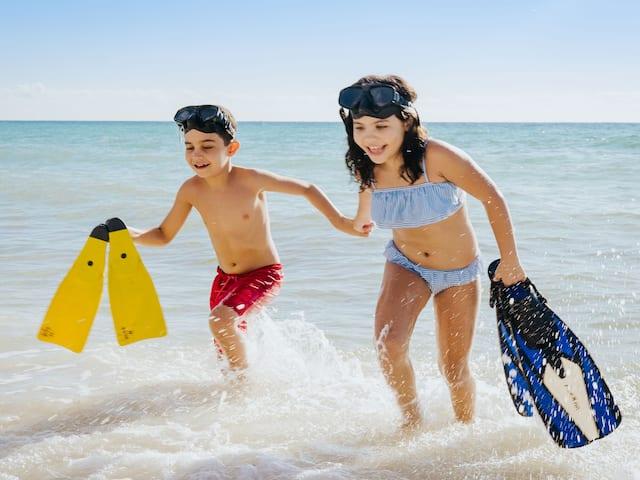 Beach Activities Kids
