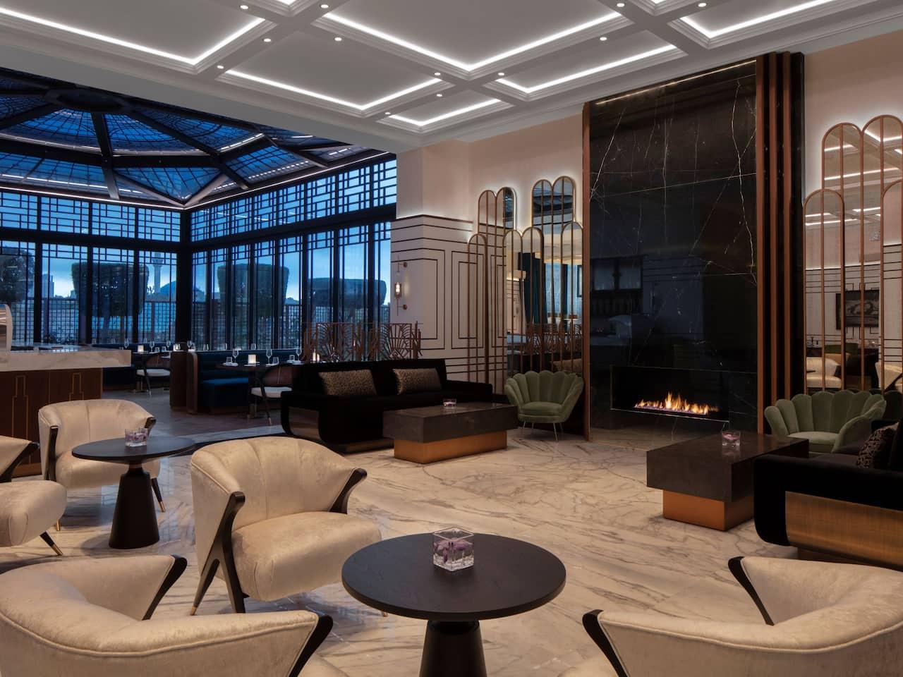 The Lombard, Italian restaurant , vibrant , dining , fine dining, luxury