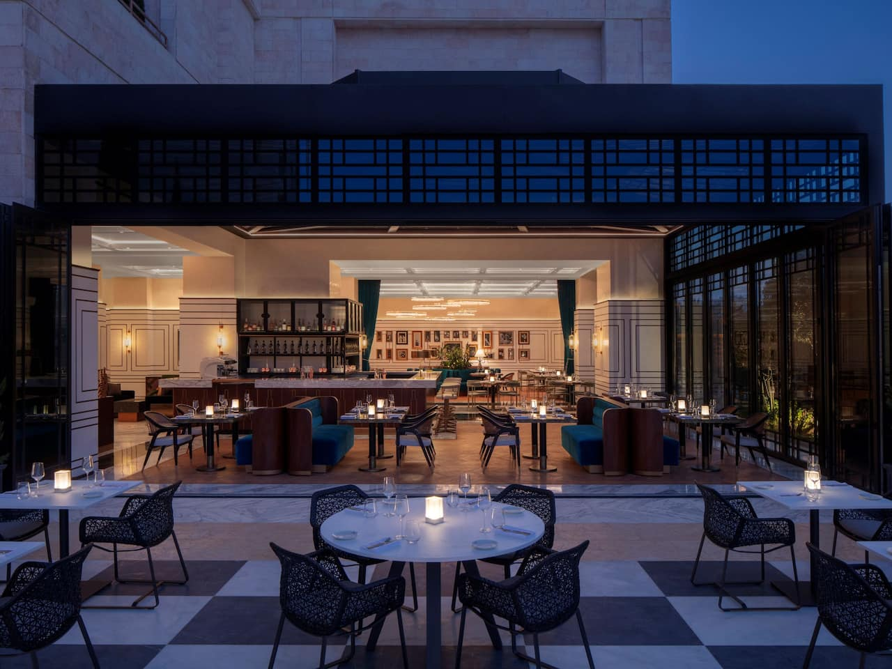 The Lombard, Italian restaurant , vibrant, luxury, fine dining