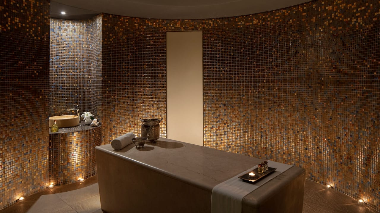 Spa Moroccan Bath