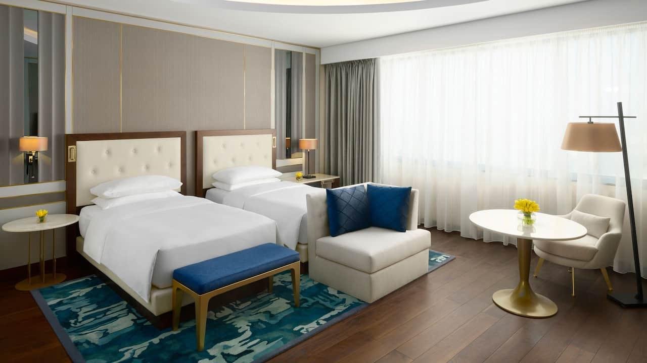 Grand Hyatt Al Khobar Twin room