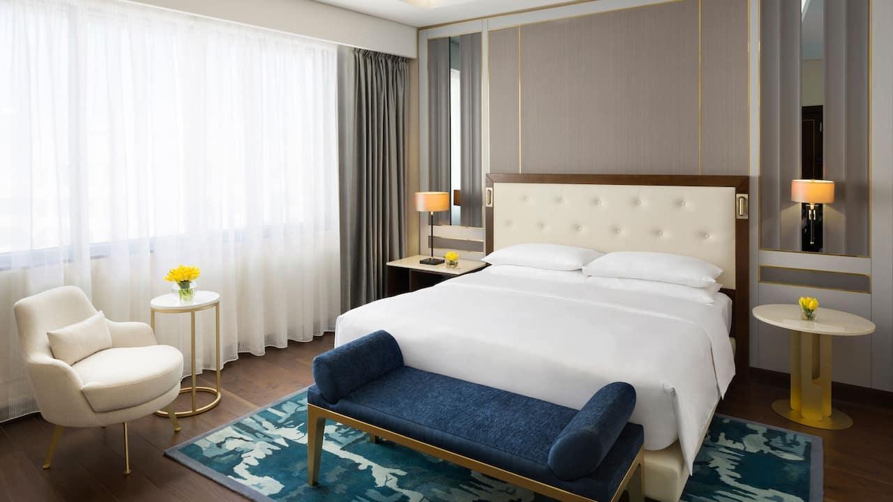 Grand Hyatt Al Khobar Grand Suite