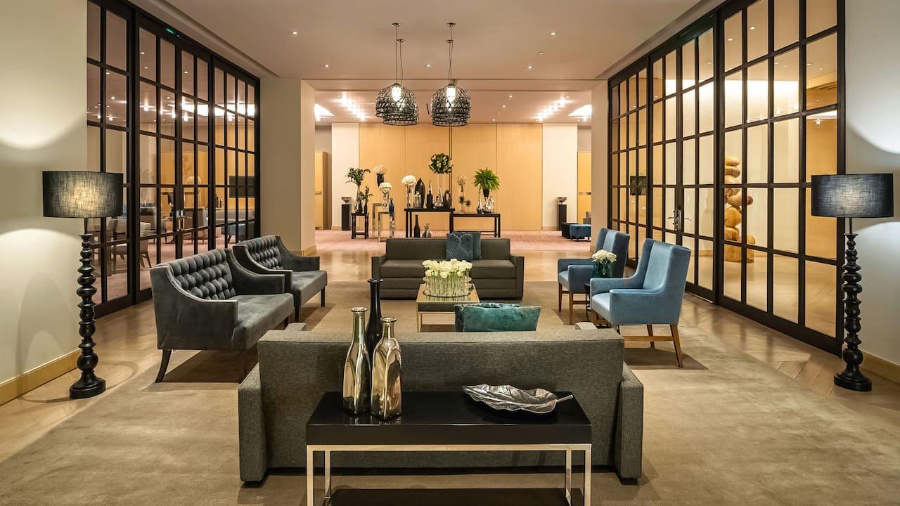 Residence Living Room Social