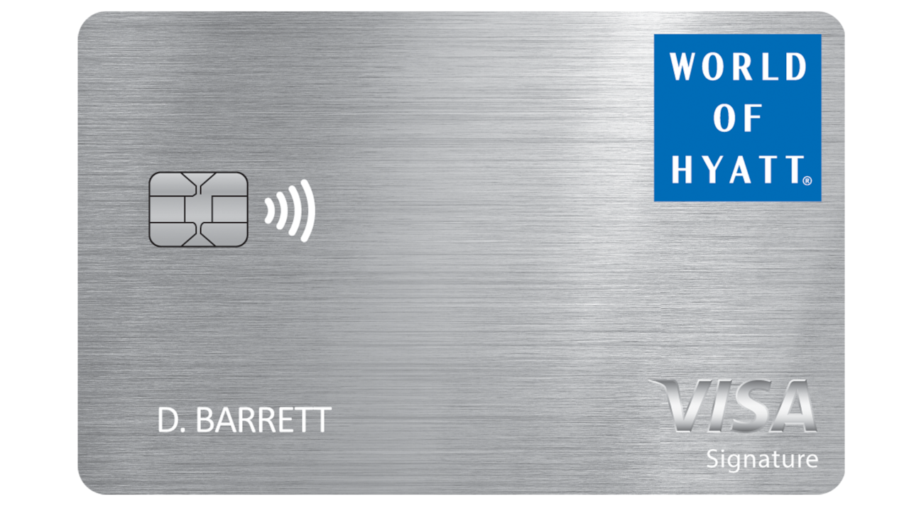 Chase World of Hyatt Credit Card